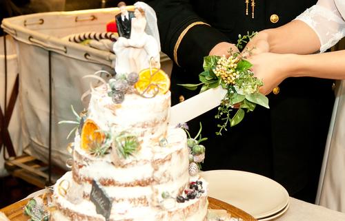 カット ナイフ ケーキ